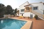 3 bedroom Villa for sale in Benitachell €325,000