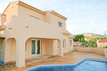 4 bedroom Villa for sale in Moraira €549,000