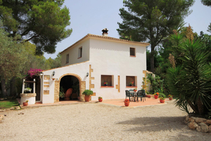 2 bedroom Finca for sale in Javea