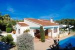 3 bedroom Villa for sale in Benissa