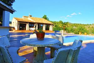 5 bedroom Finca for sale in Benissa