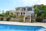 Villa for sale in Javea with sea views, situated in Tarraula area, very ...