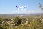 Building plot for sale on Montgo Javea