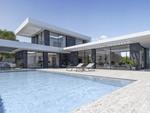 New build modern villa for sale in Javea