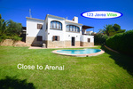 Arenal Javea Villa for Sale