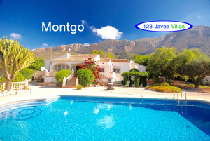 Montgo Javea Villa for Sale