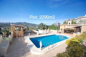 Villa for sale in Rafalet Javea