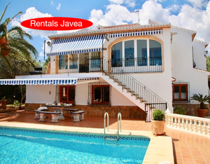 6 bedroom Villa to rent in Javea