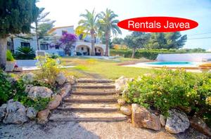 7 bedroom Villa to rent in Javea