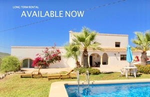 3 bedroom Villa to rent in Javea