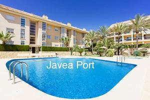 Apartment for sale in Javea Port