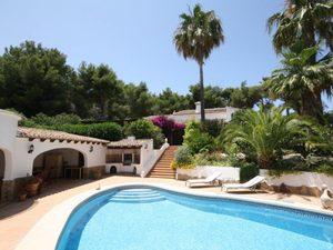 La Lluca Javea Luxury villa for sale.