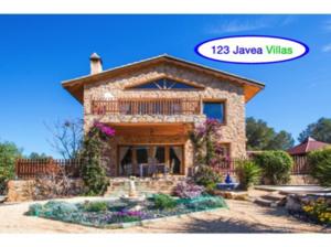 Luxury Finca for sale in Javea