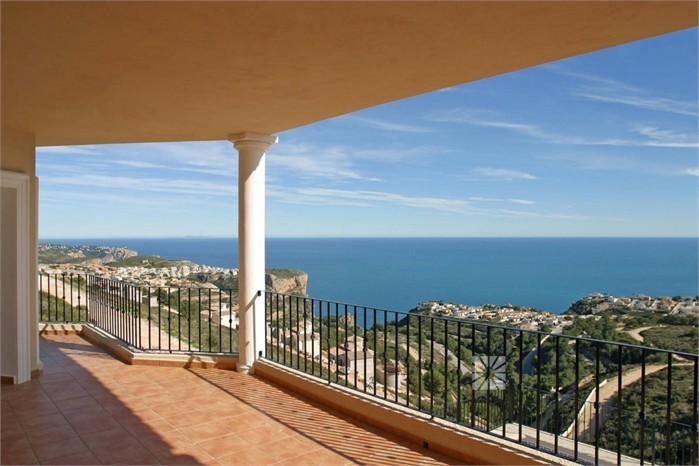 Купить квартиру испании с видом на море