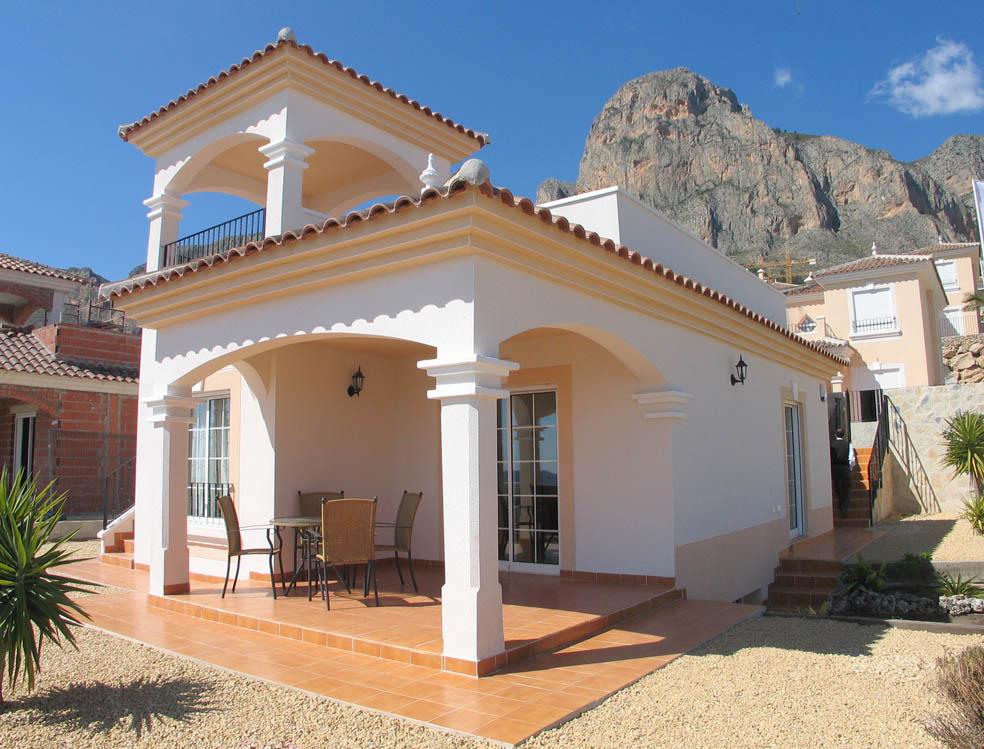 Купить дом испания аликанте недвижимость