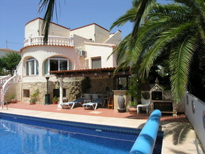 4 bedroom Villa for sale in Benissa
