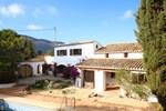 4 bedroom Finca for sale in Benissa