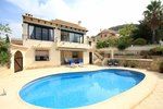 5 bedroom Villa for sale in Benitachell