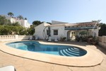 3 bedroom Villa for sale in Moraira €335,000