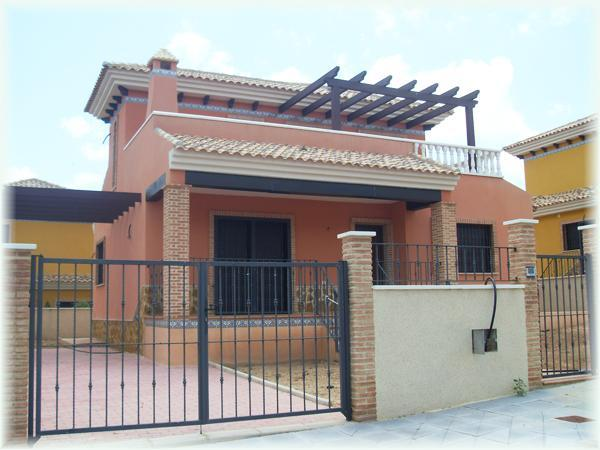 3 Bedroom Villa in Alicante