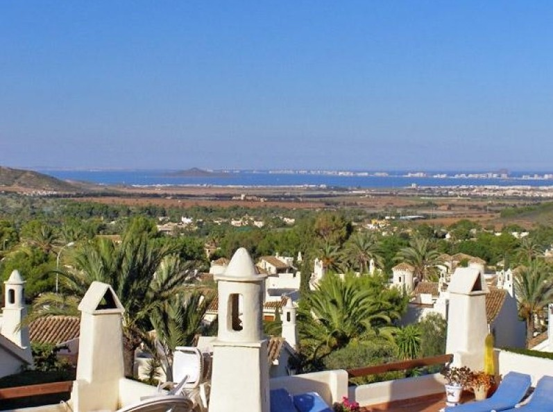 2 bedroom Villa for sale in La Manga Club