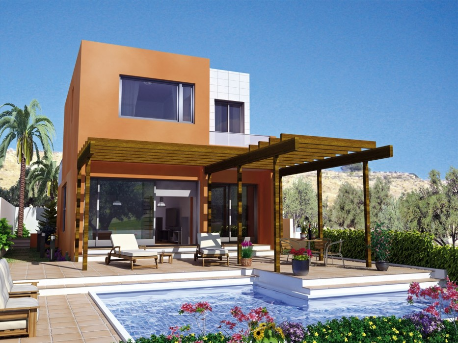 3 bedroom villa for sale in algorfa girasol homes