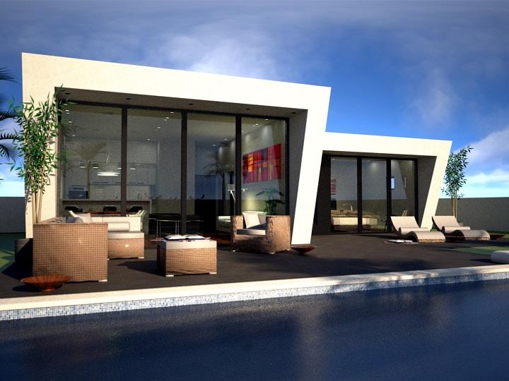 2 bedroom Villa for sale in Hondon de los Frailes