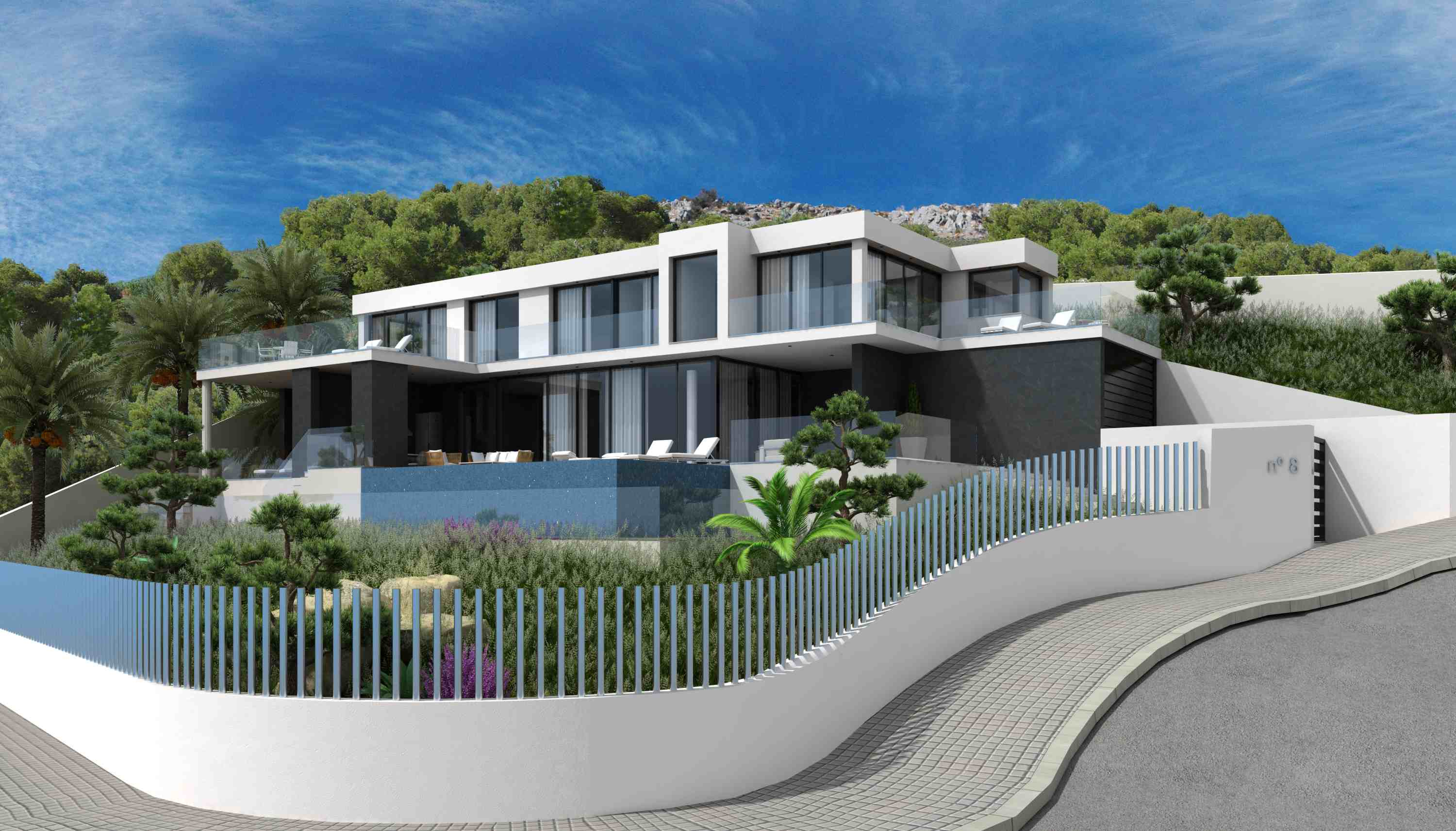 5 bedroom Villa for sale in Altea