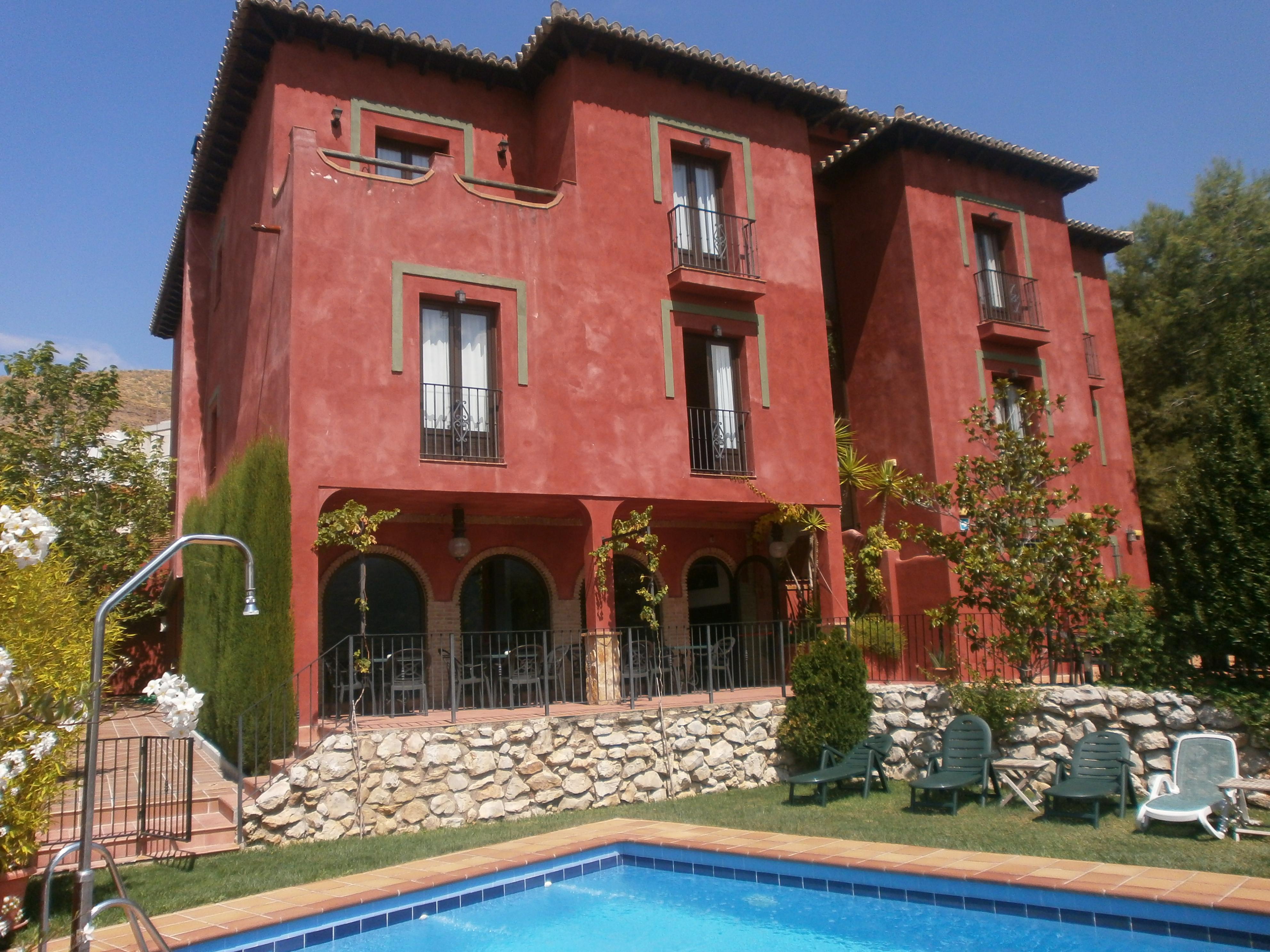 15 bedroom Commercial for sale in Granada