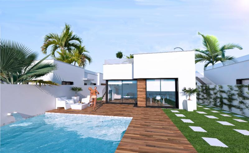 2 bedroom Villa for sale in San Javier