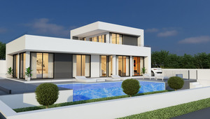 3 bedroom villa for sale in Calvia
