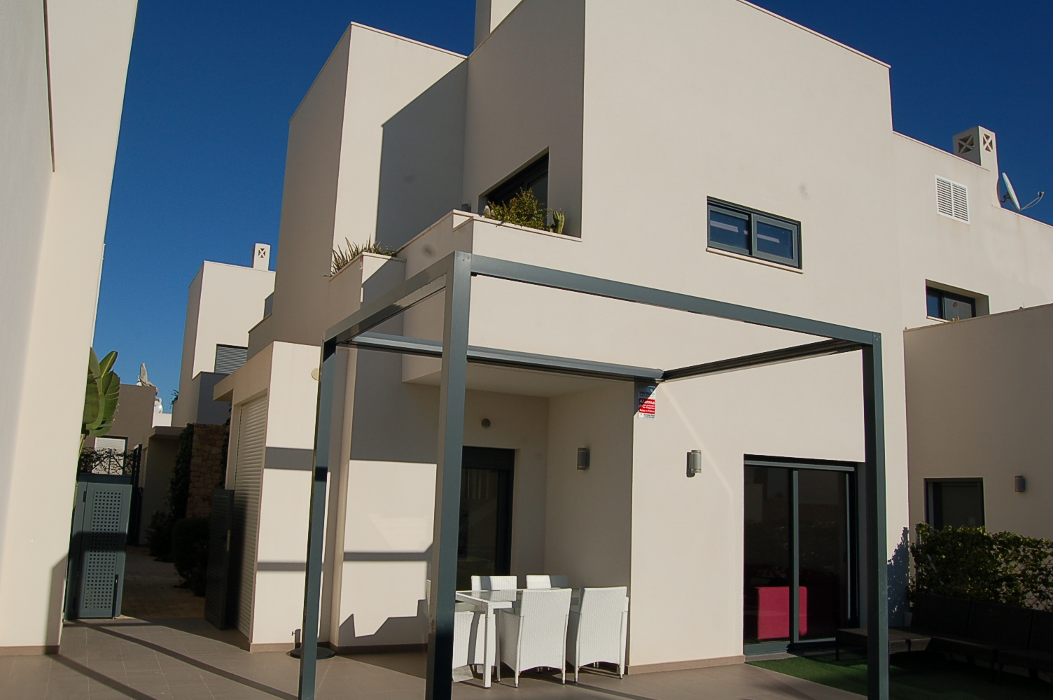 2 bedroom Villa for sale in Rojales