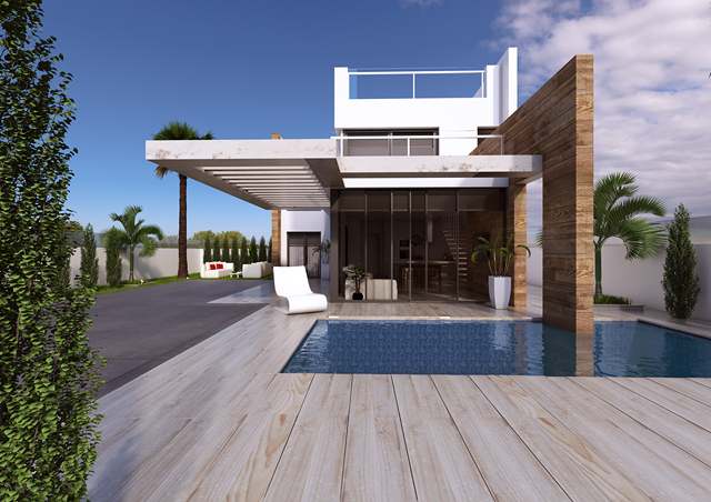 3 bedroom Villa for sale in Cabo Roig