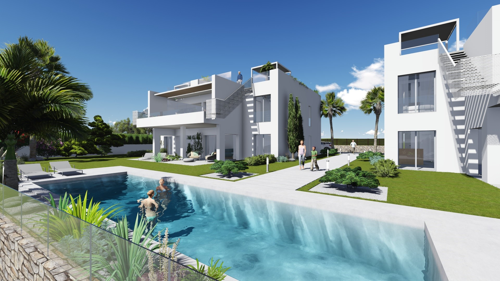 3 bedroom Apartment for sale in Cabo Roig