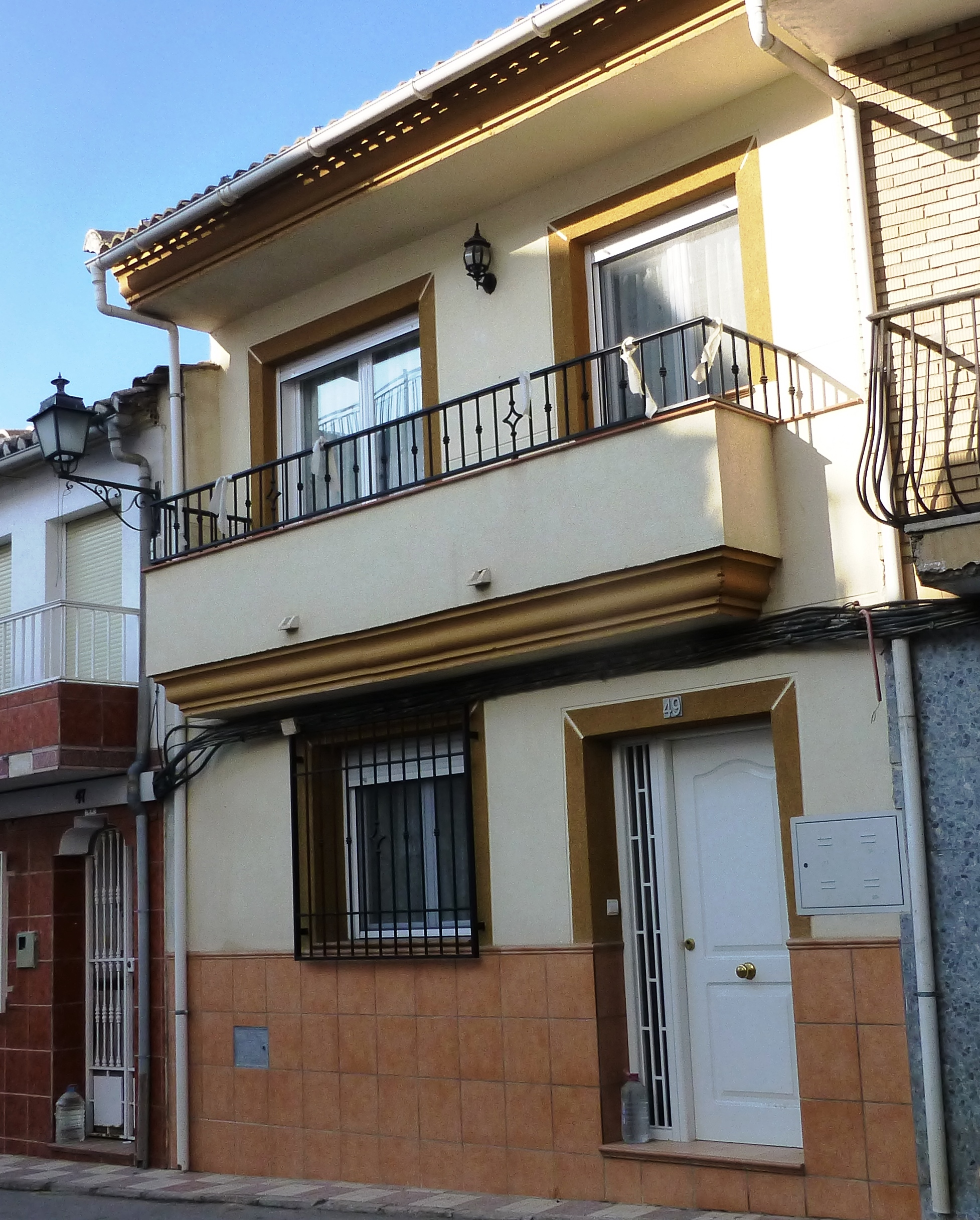4 bedroom Townhouse for sale in Benalua de las Villas