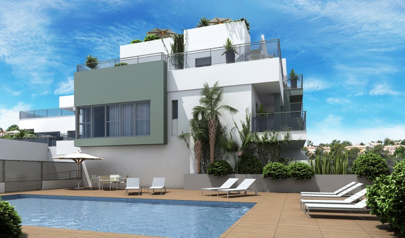2 bedroom Penthouse for sale in La Marina