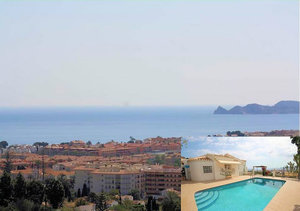 Javea Puchol Sea View Property for Sale