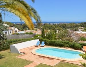 Javea Adsubia 6 Bedroom Sea View Property for Sale