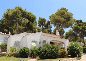 Javea Villa for Sale close to the Arenal Beach