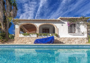 Javea Property for Sale in Tosalet close to the sandy beach