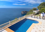 Javea Balcon al Mar South Facing sea front property