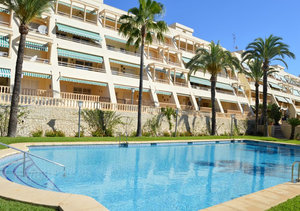 Javea Ground Floor Apartment for Sale in the Port
