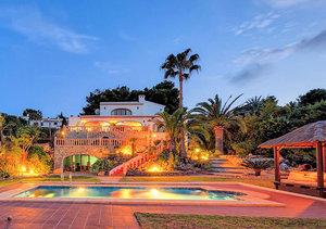 Javea Tosalet 7 bedroom property for sale