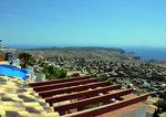 End Terrace Sea View Apartment Cumbre del Sol close to Moraira Town