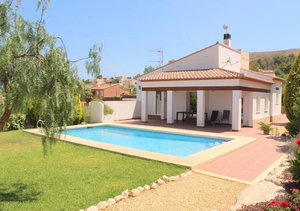 Villas in Javea for sale near the Beach