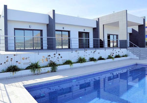 Javea New Modern 4 Bedroom Villa for Sale situated close to the old town of