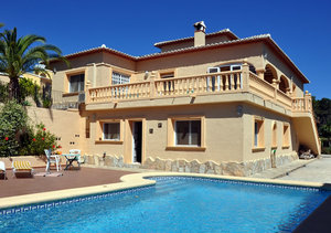 Javea property for sale close to the golf club