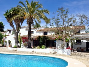 4 bedroom Finca for sale in Moraira