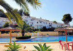 2 bedroom Penthouse for sale in Moraira