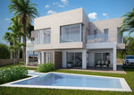 Moraira New Villas for sale 800 metres from the beach